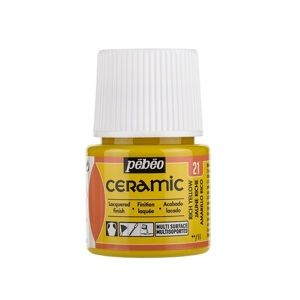 Farba na keramiku Pebeo Ceramic 45 ml Cherry red (Pebeo Ceramic)