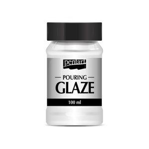 Tekutá glazúra Pentart lesklá 230 ml (Pouring lak lesklý )