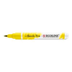 Akvarelové pero Ecoline brush pen / Cahrtreuse 233 (Akvarelové pero Ecoline brush pen)