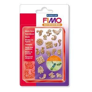 Vytláčacia forma FIMO - Ornamenty (kreatívne potreby)