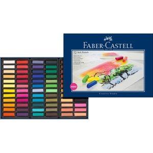 Suchý pastel Gofa set 72 farebný mini (Faber Castel - Suchý pastel)