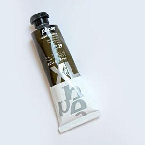Olejová farba STUDIO XL - 37 ml - Paynes šedá  (umelecké olejové farby PEBEO)