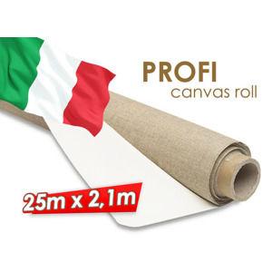 Maliarske plátno na rolke 25 metrov - šírka 210 cm (maliarske plátna ARTMIE)