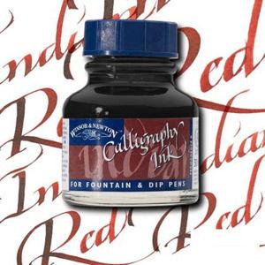 Kaligrafický tuš Winsor & Newton 30 ml Matt Black (Kaligrafický tuš 30 ml )
