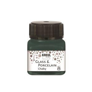 Kriedové farby na sklo a porcelán Kreul 20 ml Cottage Green (Kriedové farby Kreul )