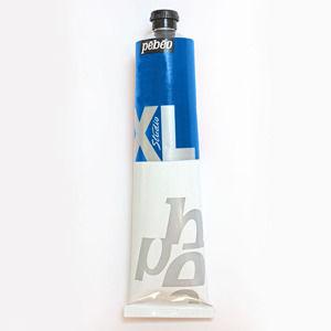 Olejová farba STUDIO XL 200 ml - Colín modrá imit. (umelecké olejové farby PEBEO)