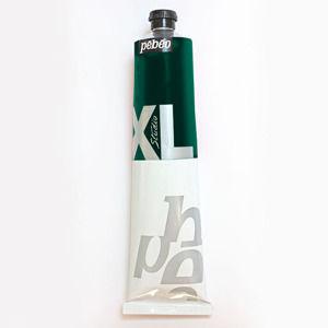 Olejová farba STUDIO XL 200 ml - phtalo smaragdovo zelená  (umelecké olejové farby PEBEO)