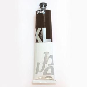 Olejová farba STUDIO XL 200 ml - Van Dyck hnedá  (umelecké olejové farby PEBEO)