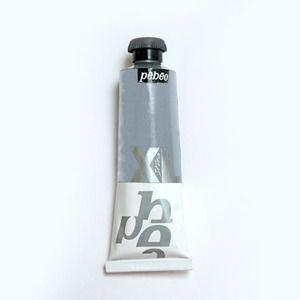 Olejová farba STUDIO XL - 37 ml - neutrálna šedá (umelecké olejové farby PEBEO)
